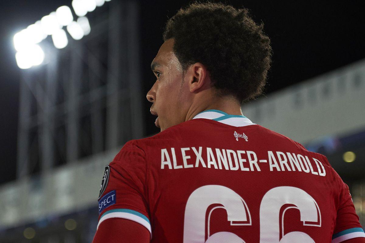 Trent Alexander-Arnold - Liverpool - Premier League