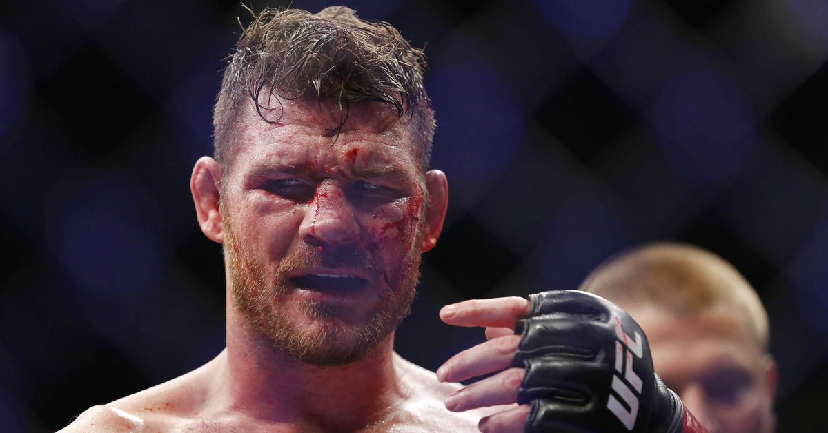 Michael Bisping describes the time he was almost murdered: 'I sh-t my pants'