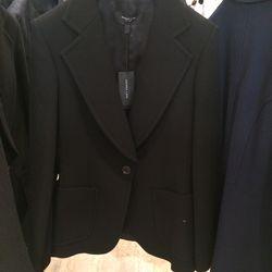 Black blazer, $350 (from $1,790)