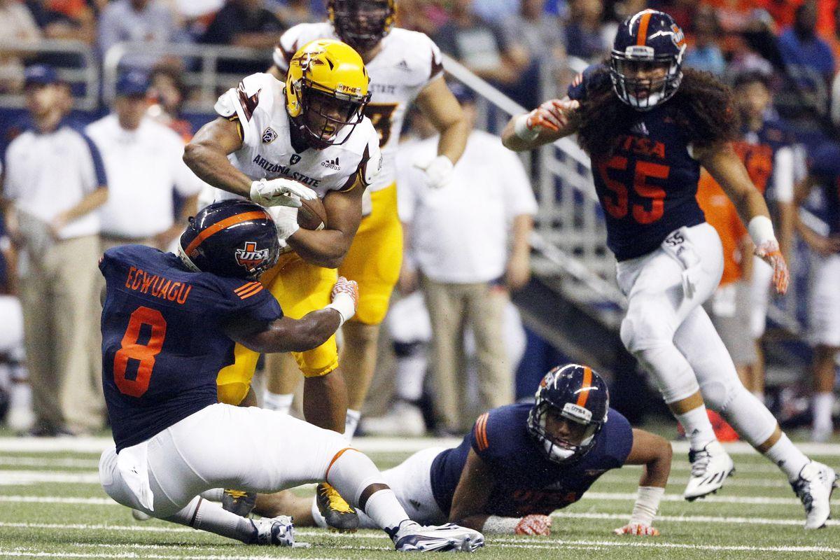 NCAA Football: Arizona State at Texas-San Antonio