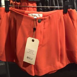 Saffron Charlie short, $125