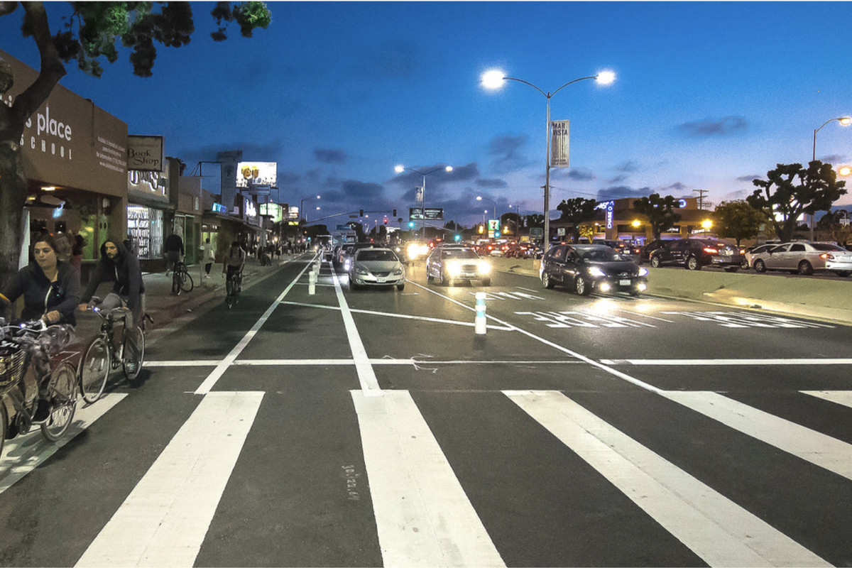Venice Boulevard Great Streets