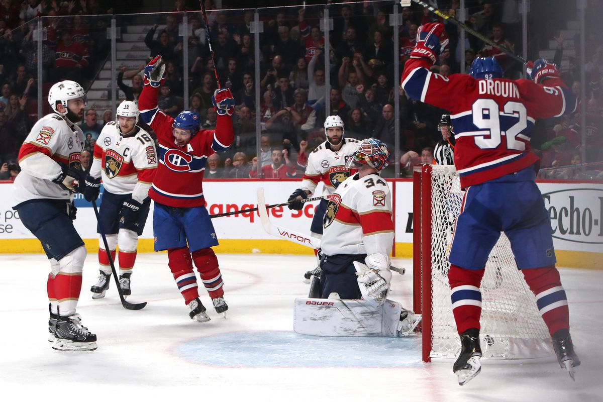 14f9941b00b Canadiens vs. Panthers  Game preview