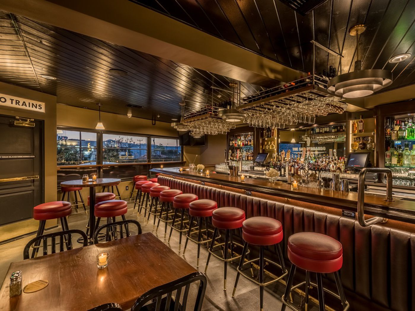 Glendale\'s Newest Bar Is a Laid-Back Charmer With Train Station ...