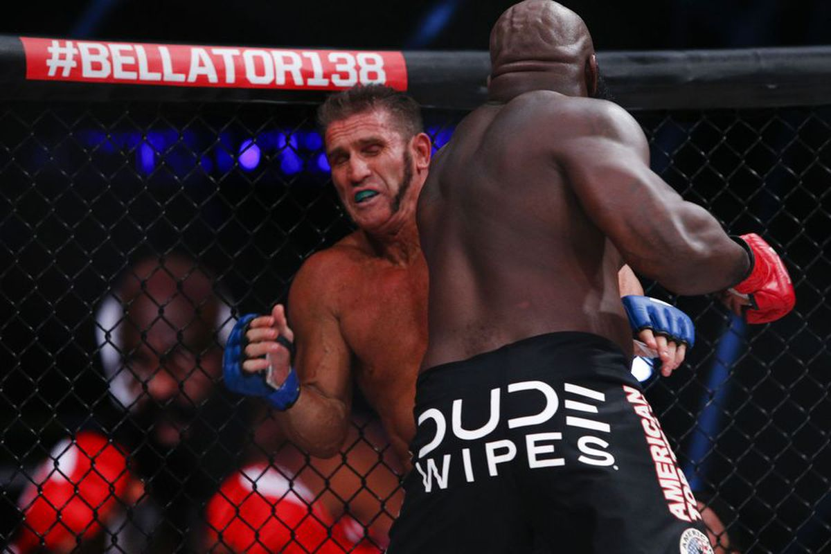 bellator 138 main event result recap kimbo slice vs ken shamrock
