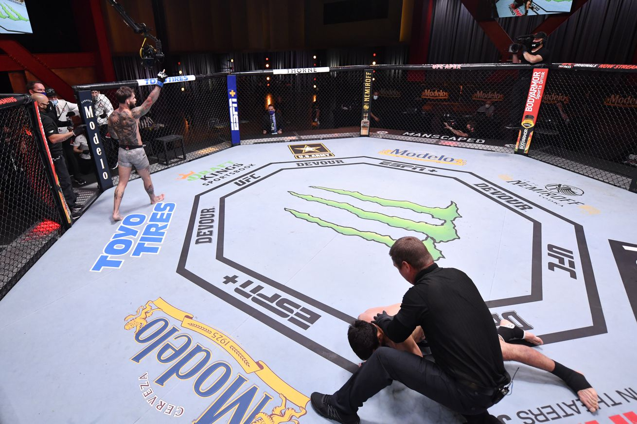 MMA: UFC 250