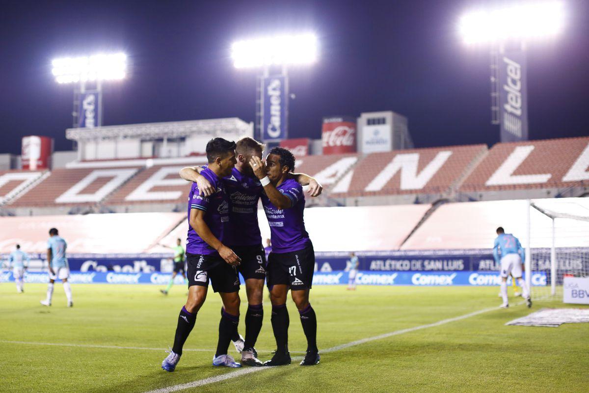 Atletico San Luis v Mazatlan FC - Torneo Guard1anes 2020 Liga MX