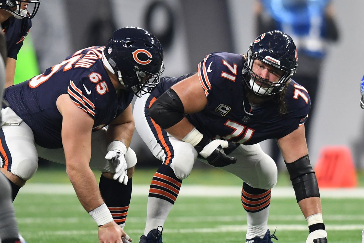 ec5660838a2241 Chicago Bears 2018 Roster Turnover: Is a changing of the guard coming?