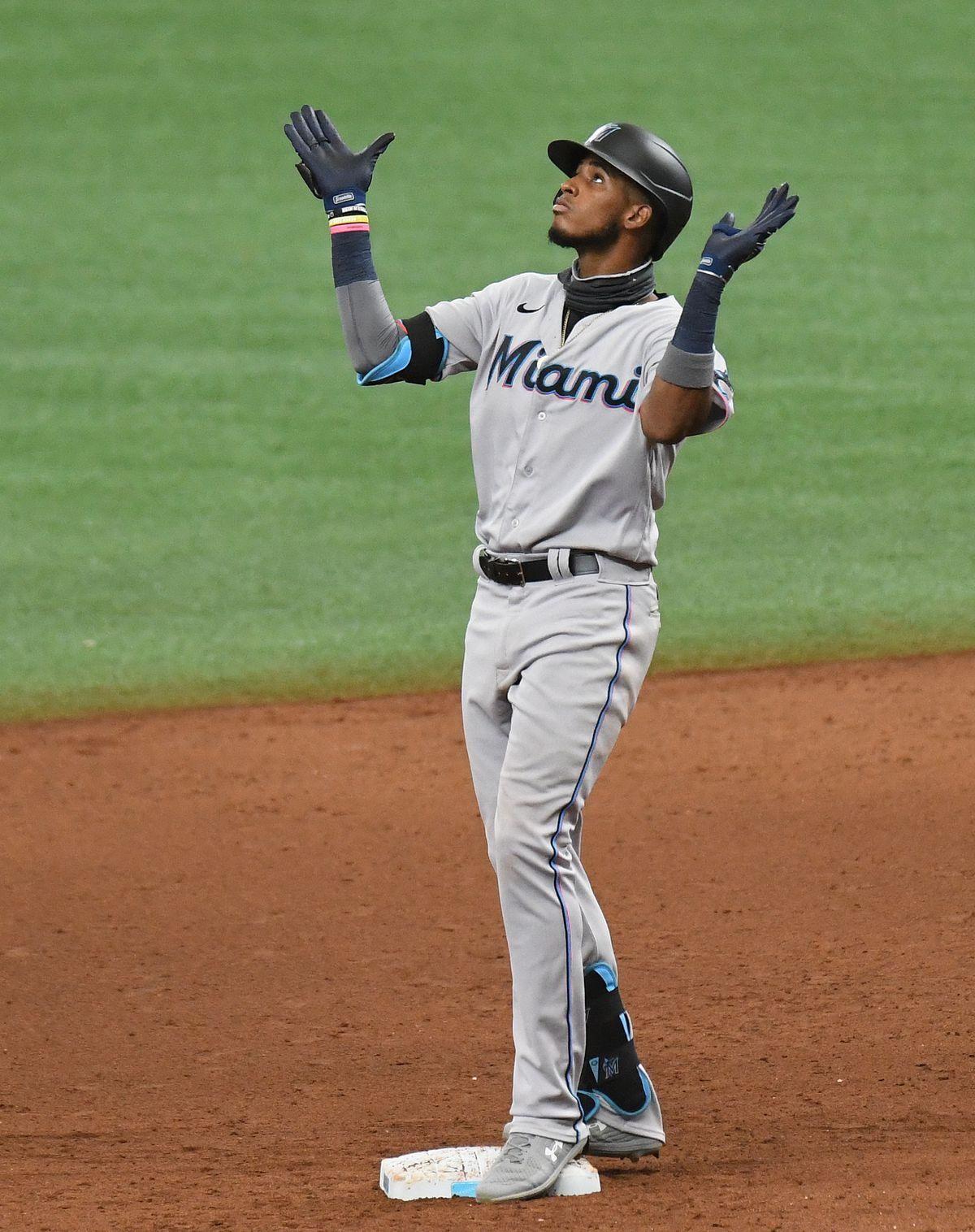 MLB: Miami Marlins at Tampa Bay Rays