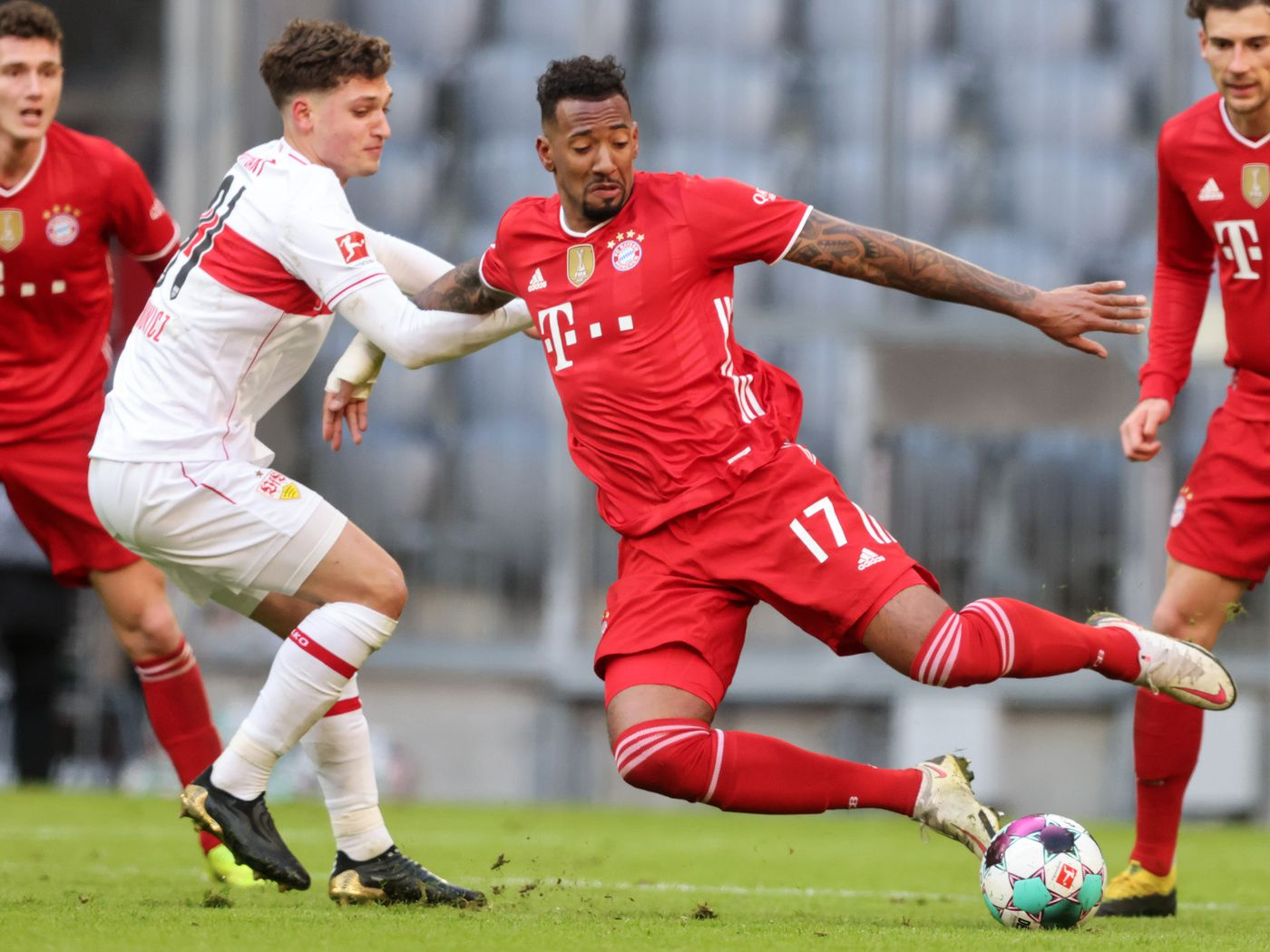 Report: Bayern Munich informs Jerome Boateng that his contract will not be  extended (Update) - Bavarian Football Works