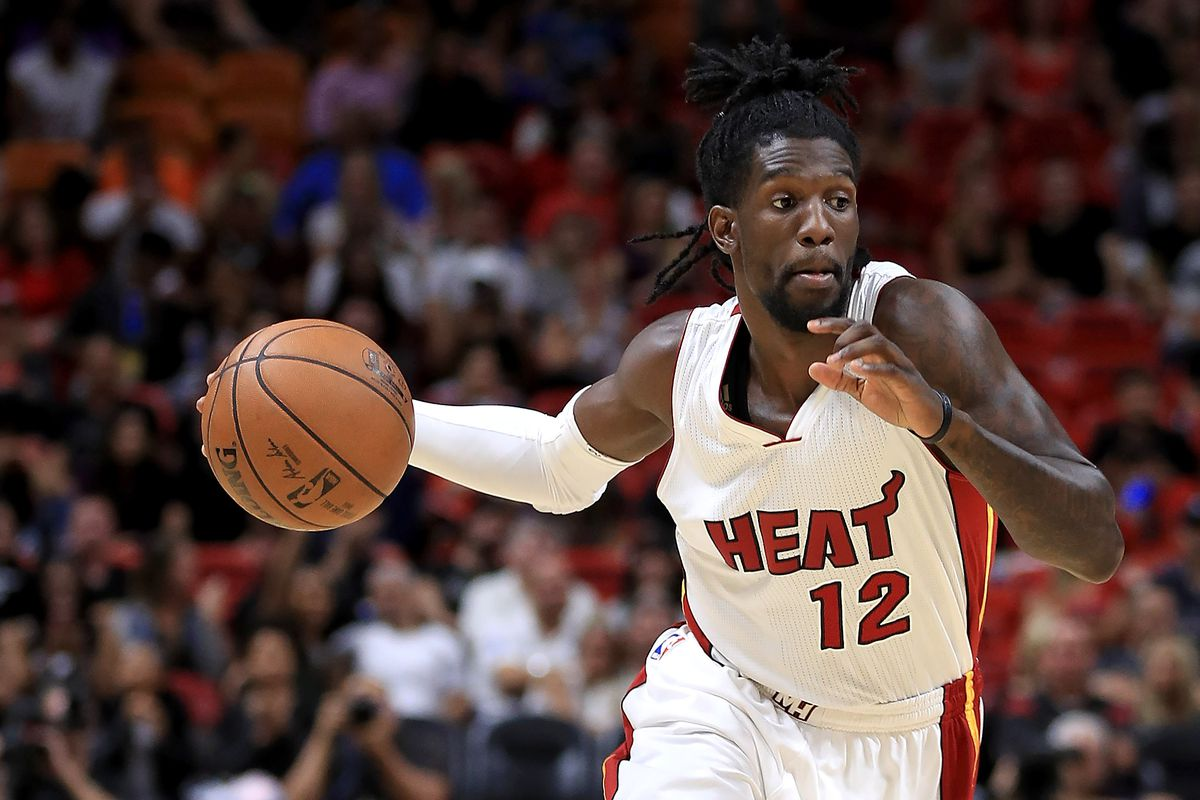 The Miami Heat Waive End Of Roster Will Start Season With 14 Players Hot Hot Hoops