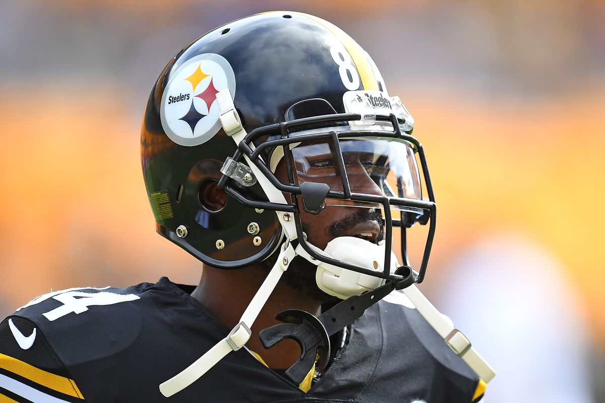 d6a32ba5bca It seems like Antonio Brown is trying to get fired by the Steelers ...