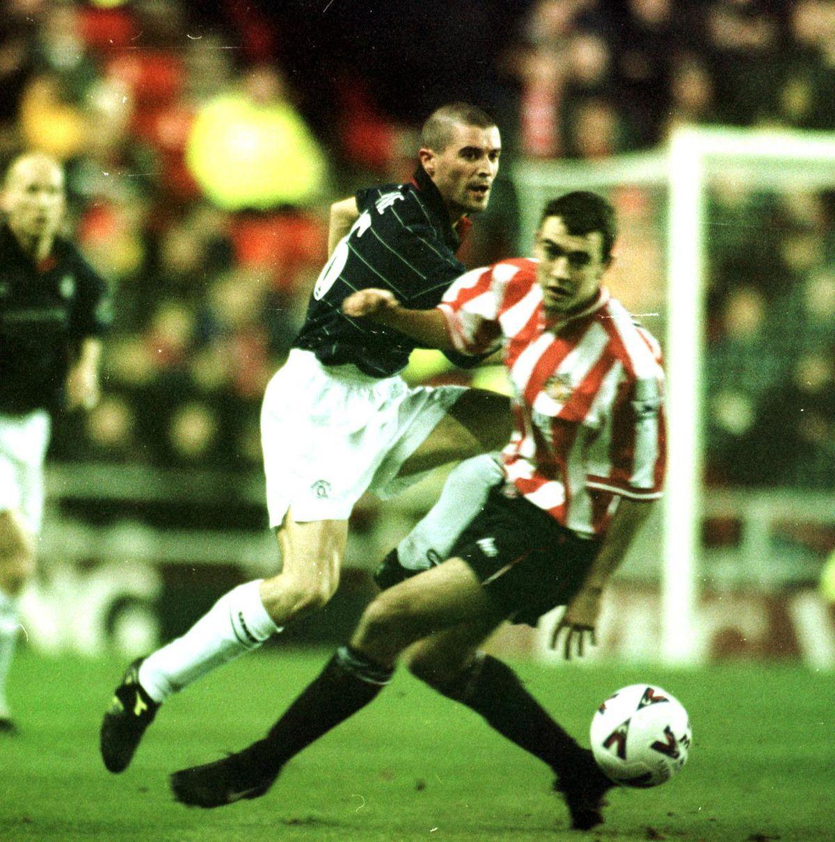Soccer - FA Carling Premiership - Sunderland v Manchester United
