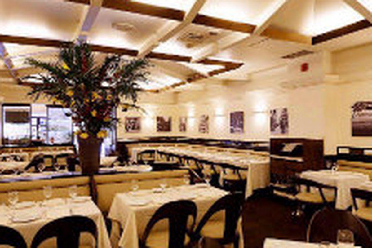 Italian Restaurant Alfredo 100 To Open In Old Bice Space