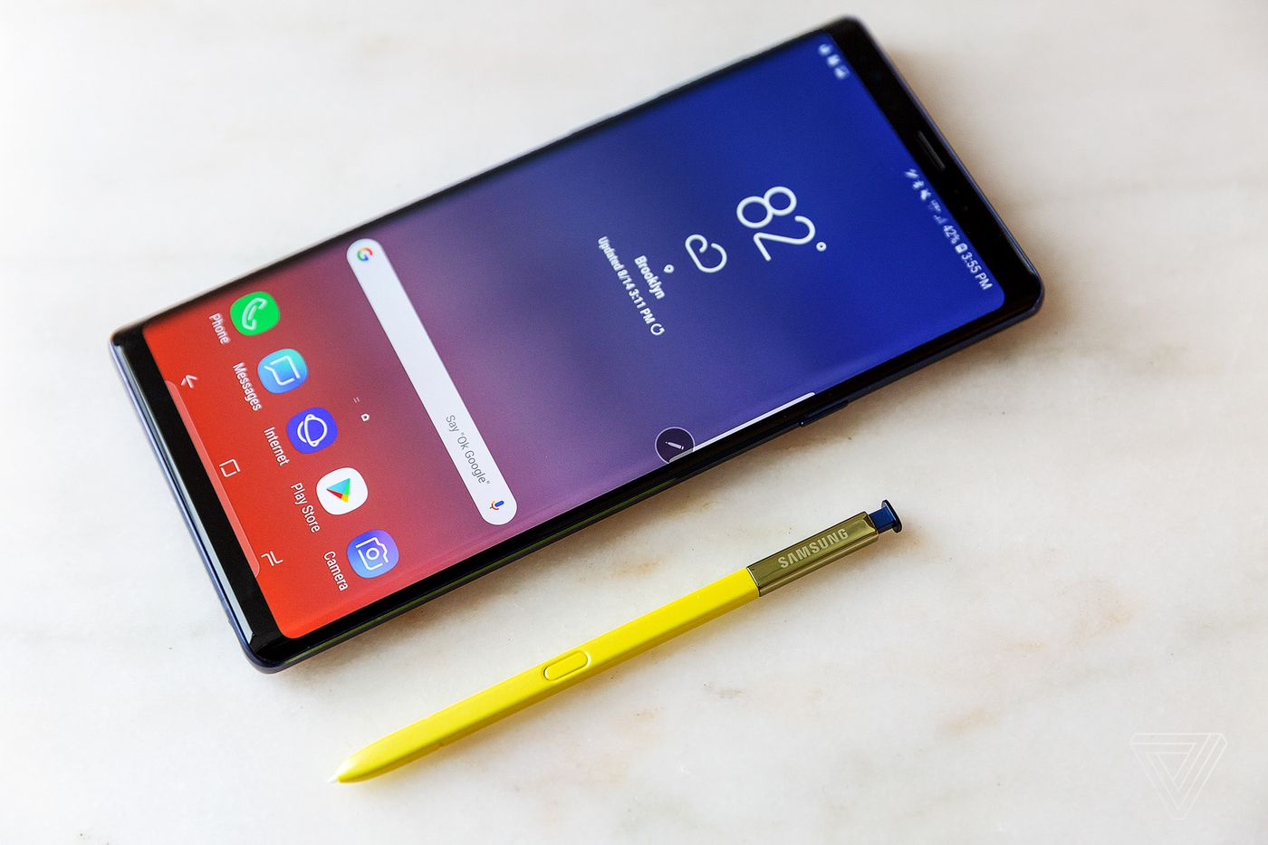 Samsung Galaxy Note 9 review: more of everything - The Verge