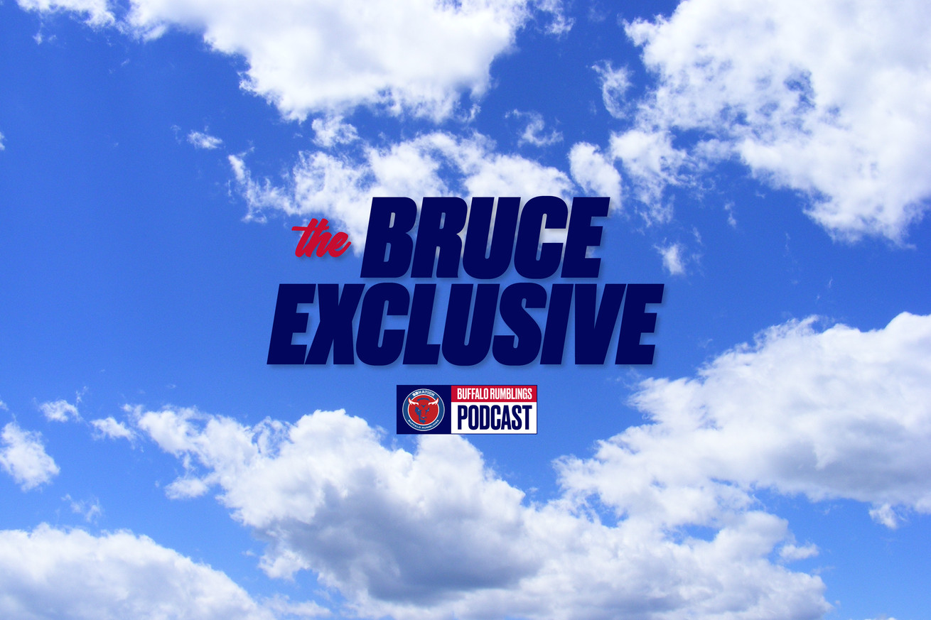 The Bruce Exclusive podcast Cover Art