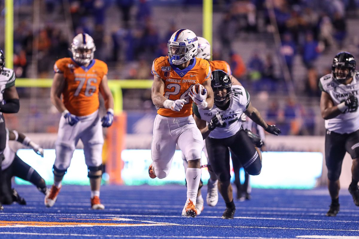 FanPulse Top 25 - Week 7: Look at Boise State and Minnesota in the top 15!