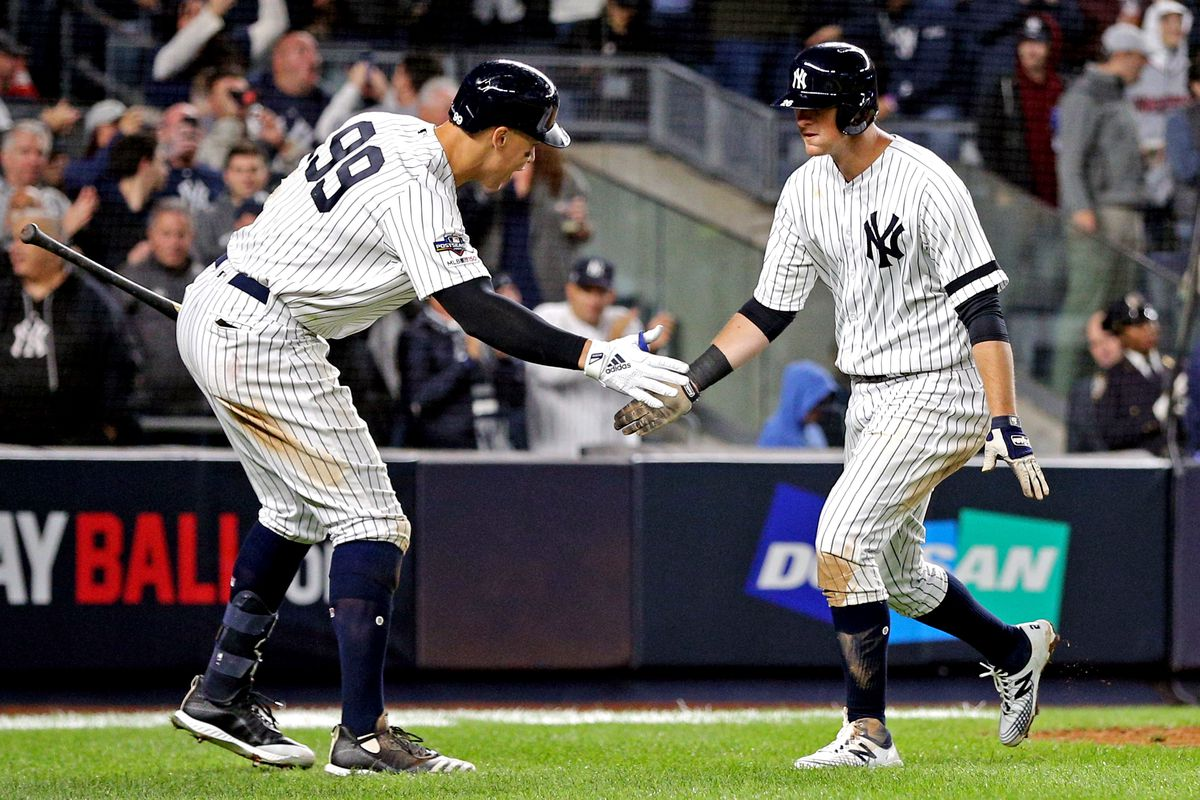 Yankee Highlights Five Key Moments From The Alds Game One