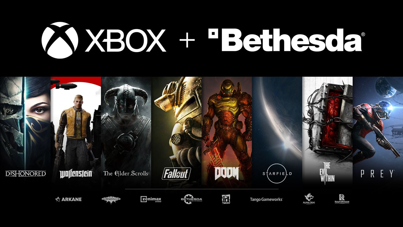 Why Microsoft bought Bethesda for $7.5 billion - The Verge