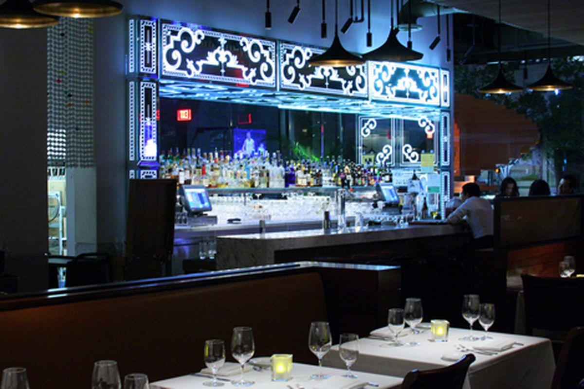 LA: The Bar at Chaya Downtown