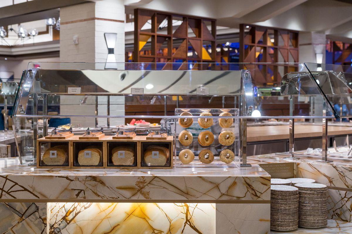 Palace Station's Feast Buffet