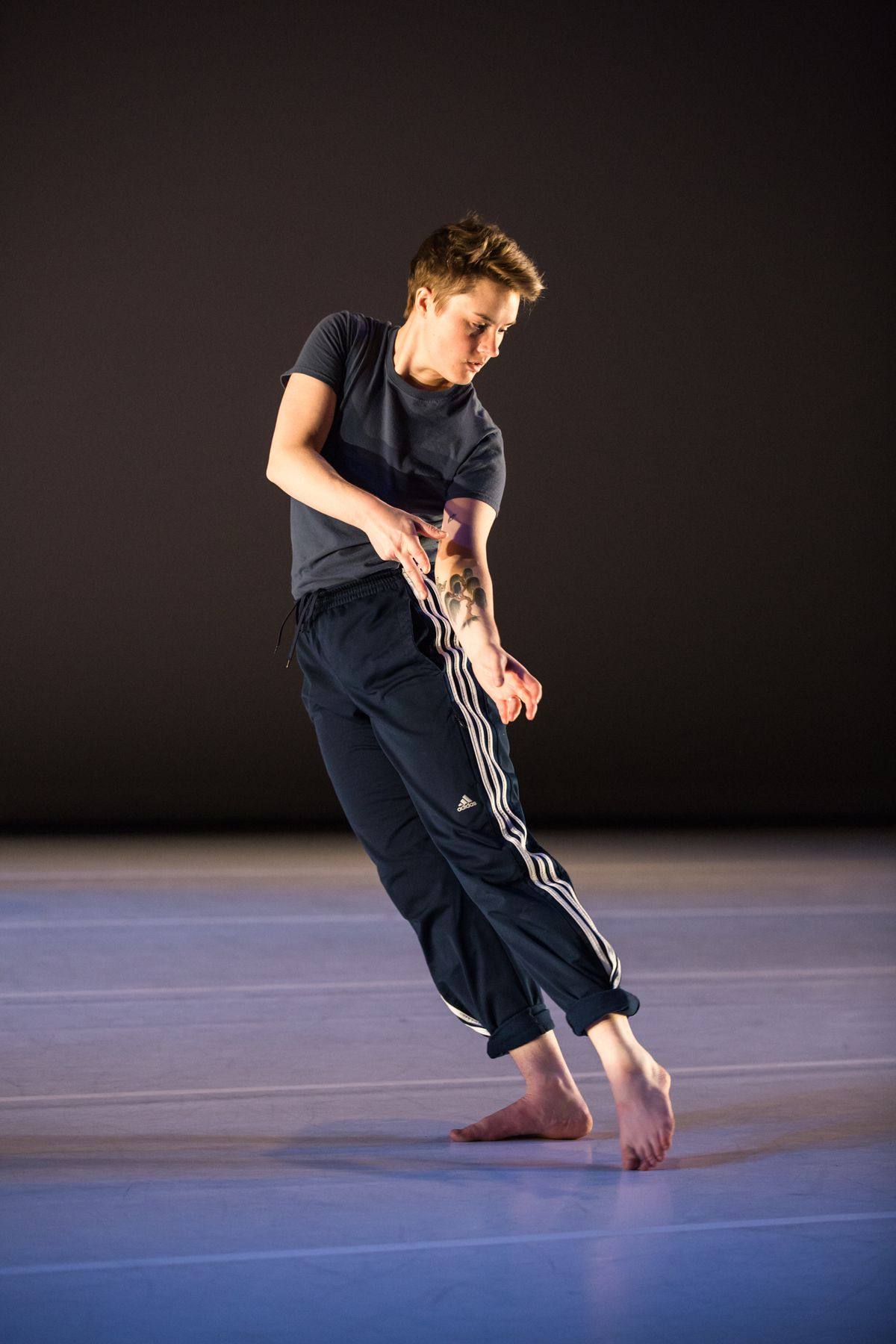 """Molly Shanahan/Mad Shak presents the world premiere of Molly Shanahan's ensemble dance """"Of Whales, Time, and Your Last Attempt to Reach Me"""" at The Dance Center of Columbia College Chicago.  """