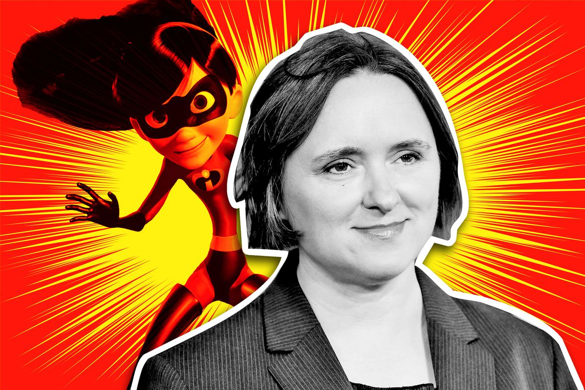 The Making Of Violet Parr In The Incredibles The Ringer