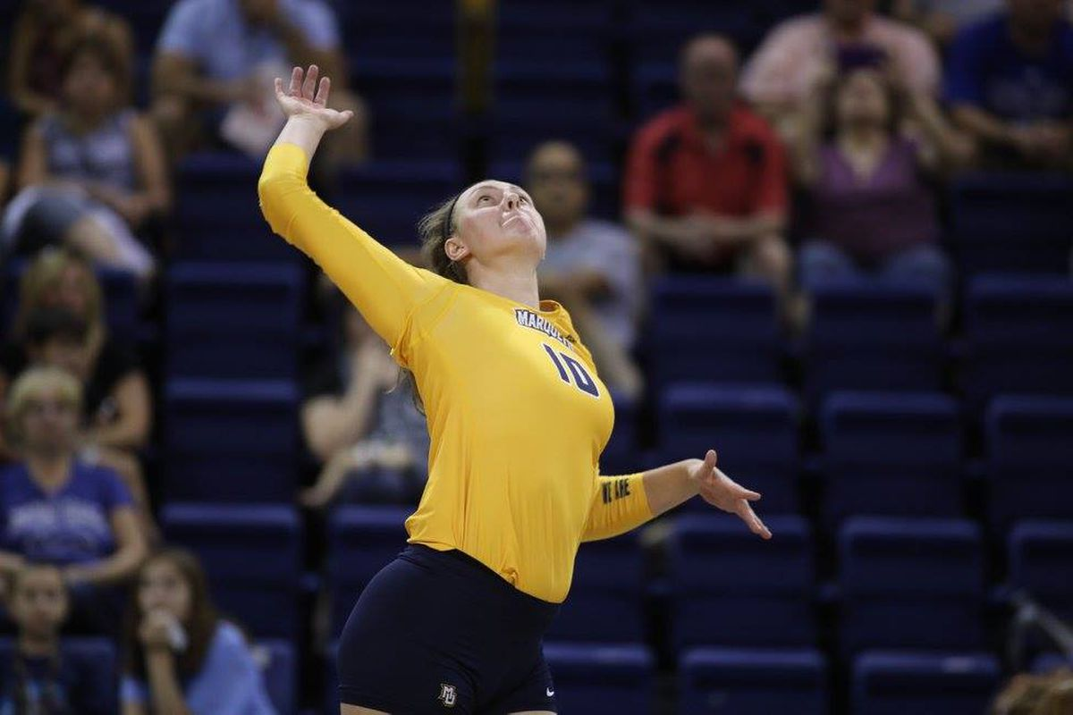 Marquette Volleyball