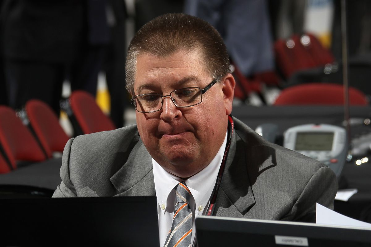Former Calgary Flames and Tampa Bay Lightning GM Jay Feaster returns to the Lightning organization.