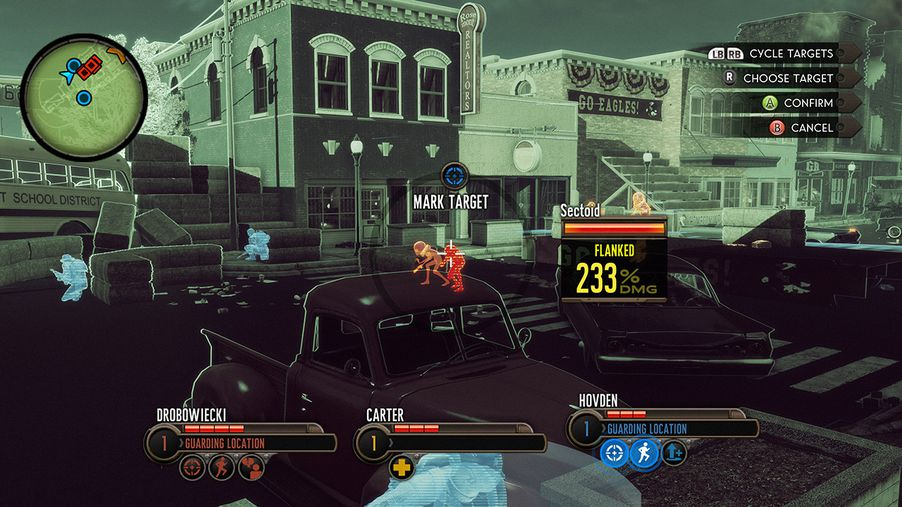 The bureau xcom declassified looks to be an american for Bureau xcom declassified