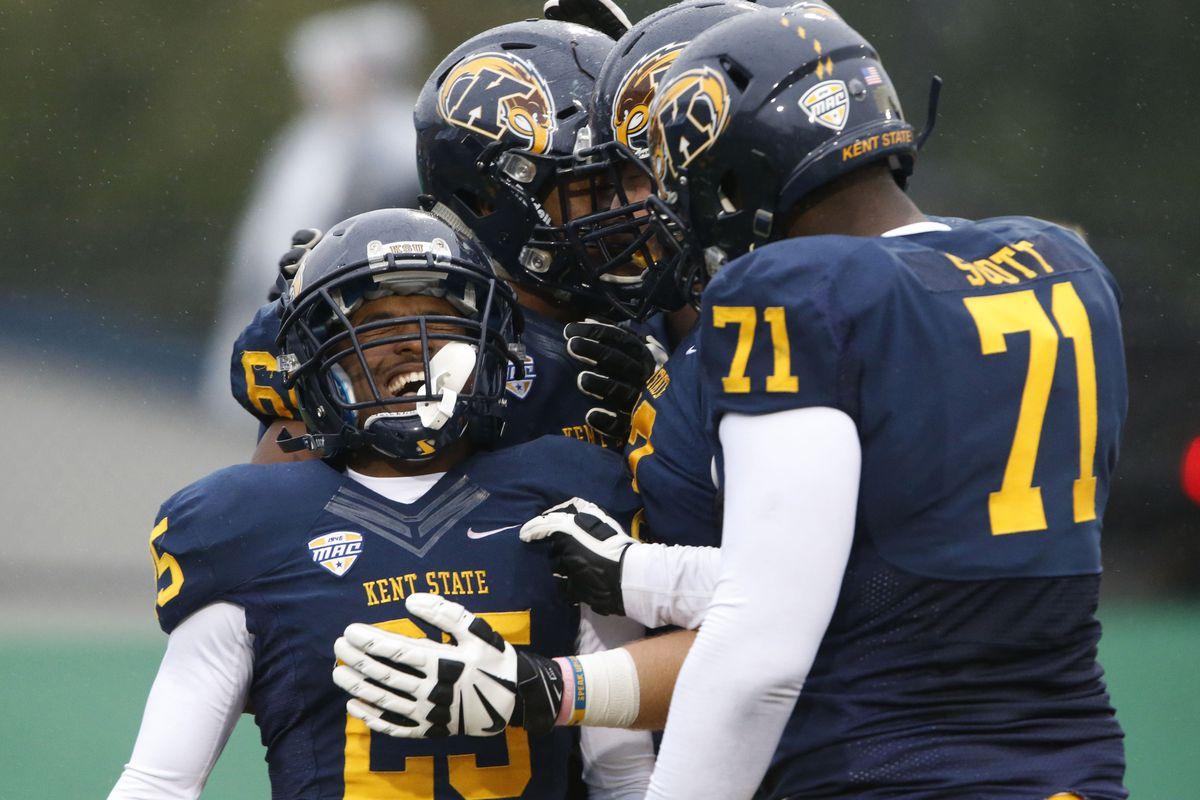 NCAA Football: Miami (Ohio) at Kent State
