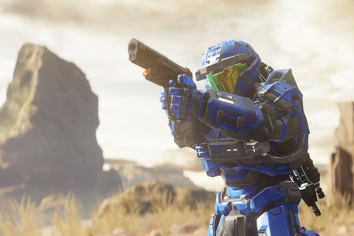 7f404ce564 Halo 5 s Forge mode is coming to PC for free this September - Polygon