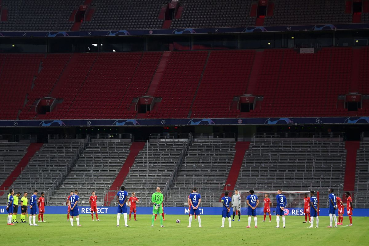 FC Bayern Muenchen v Chelsea FC - UEFA Champions League Round of 16: Second Leg