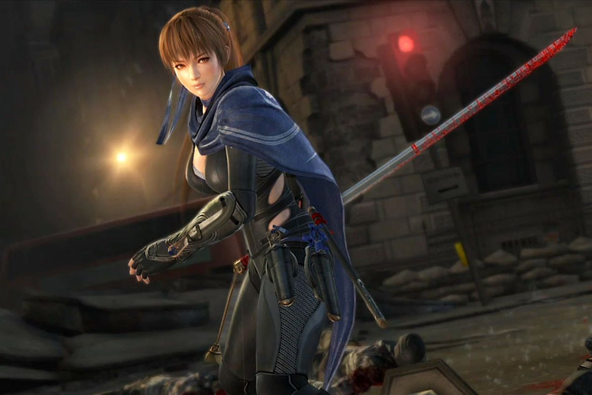Ninja Gaiden 3 Razor S Edge For Wii U Adding Dead Or Alive S