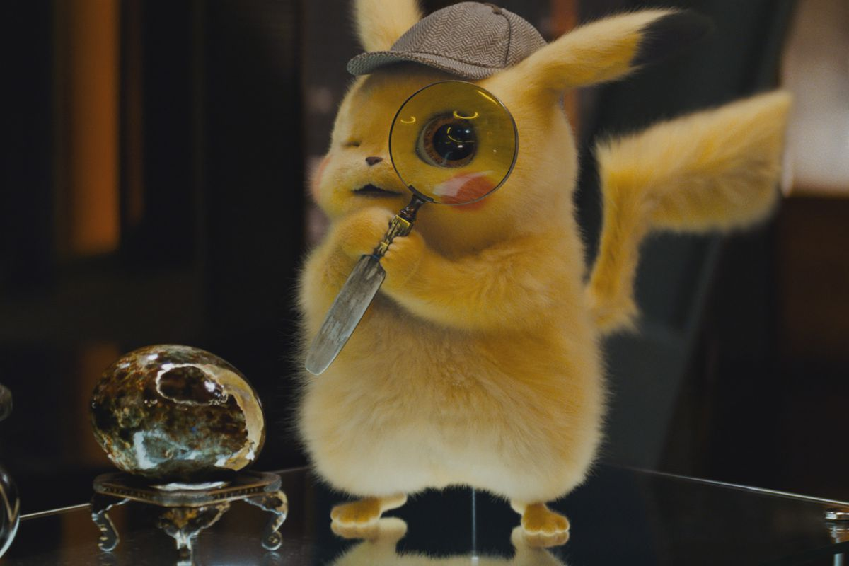 Detective Pikachu director: twist ending didn't need post