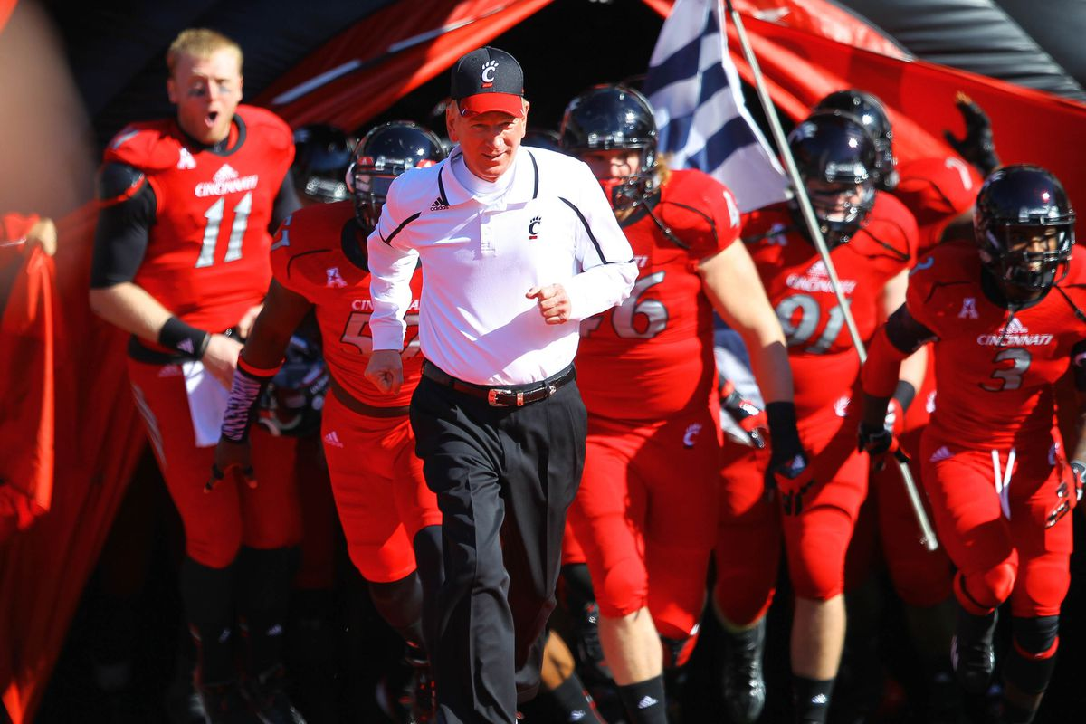 Cincinatti Head Coach Tommy Tuberville should be held accountable for player success on and off the field.