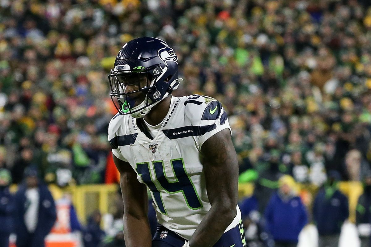 How Seahawks Wr Dk Metcalf Succeeds Even With A Horrible 3 Cone Time Field Gulls