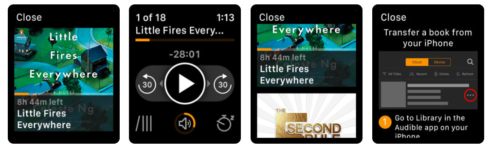 Now you can listen to Audible on your Apple Watch - The Verge