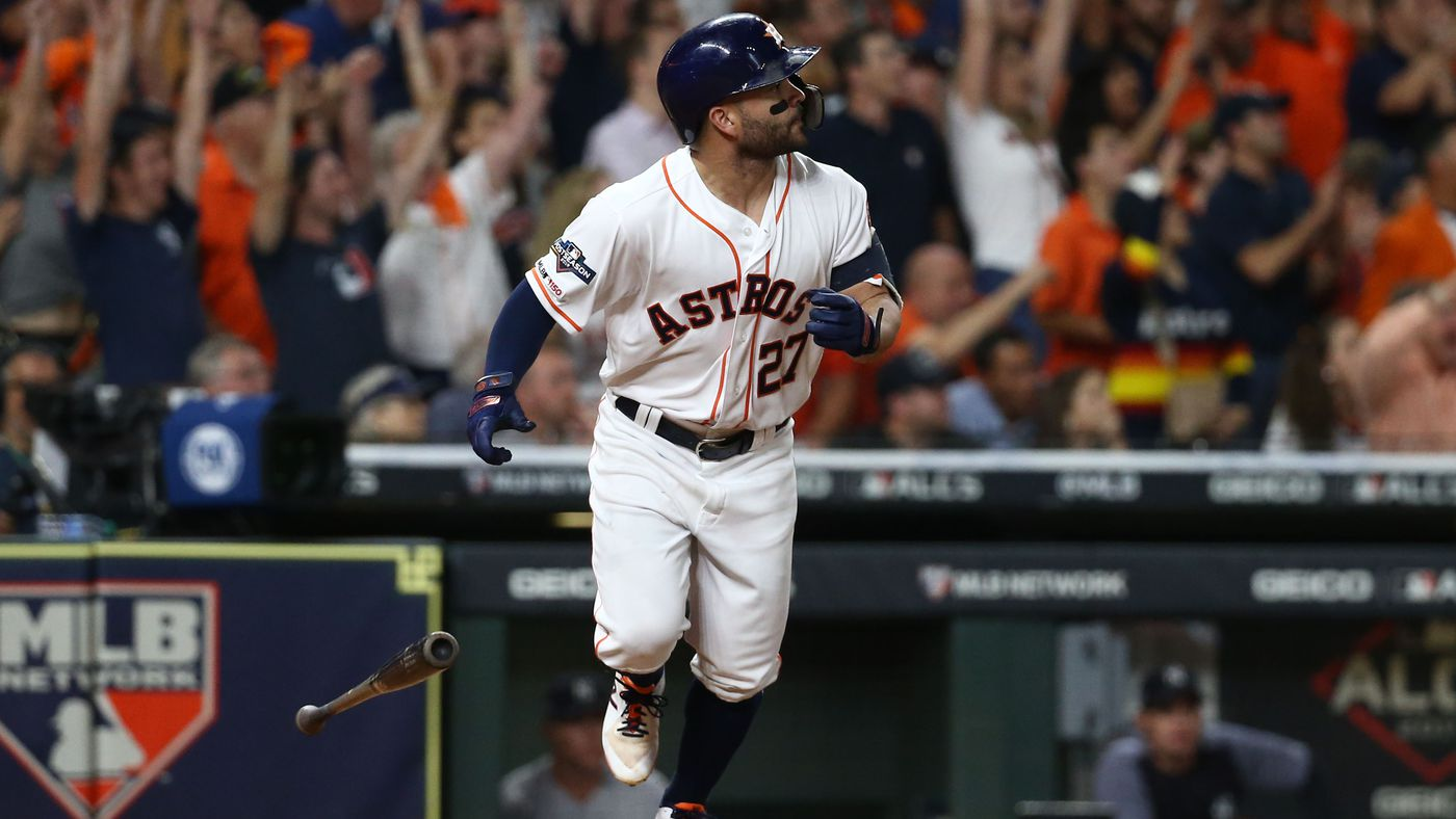 The Astros Have Reached the World Series—and Walkoff Hero José Altuve Has Carved His Name Into Baseball's Ete…