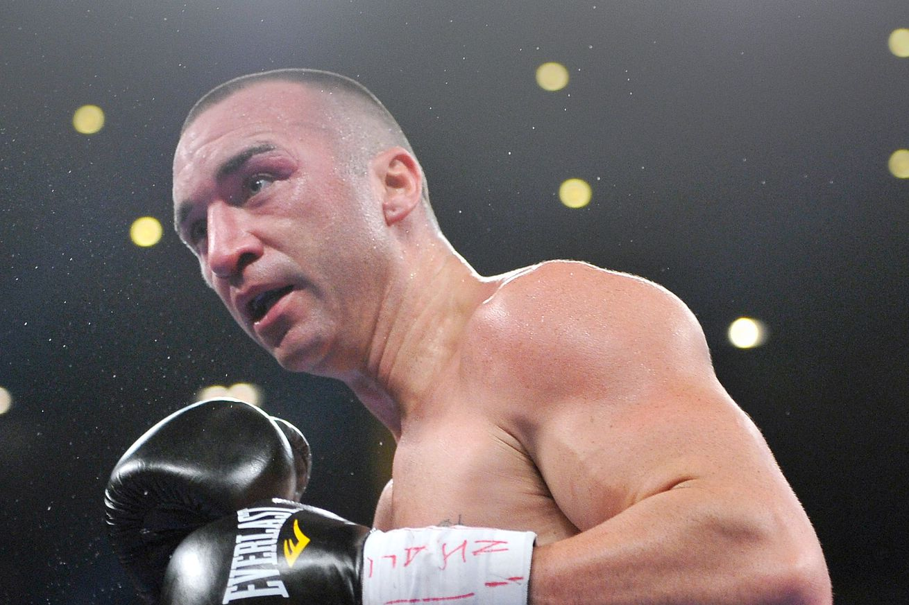 460428962.0 - Monaghan announces retirement from boxing