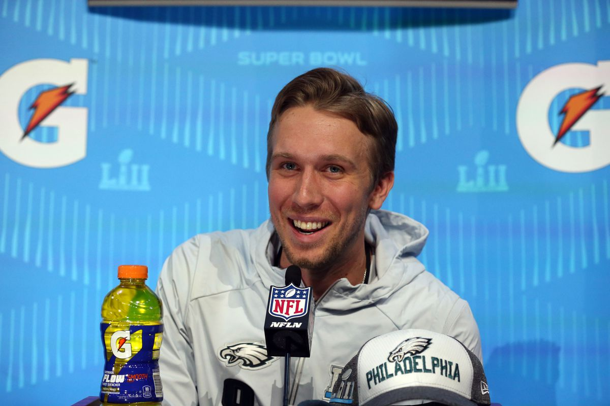 Nick Foles Injury Update: Good news for the Eagles ...