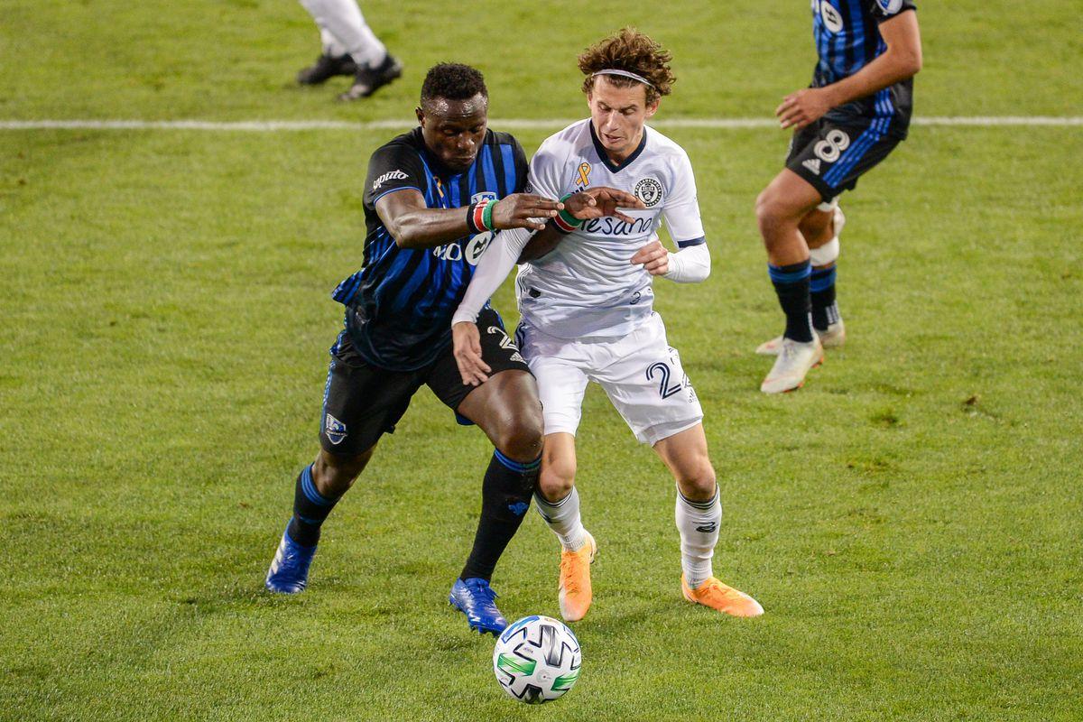 MLS: Philadelphia Union at Montreal Impact