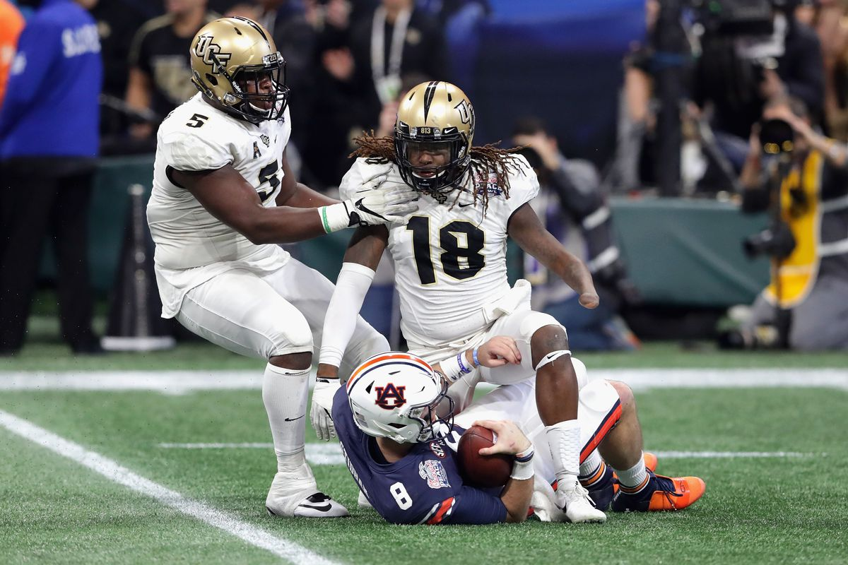 Scouting Report Lb Shaquem Griffin Ucf The Falcoholic