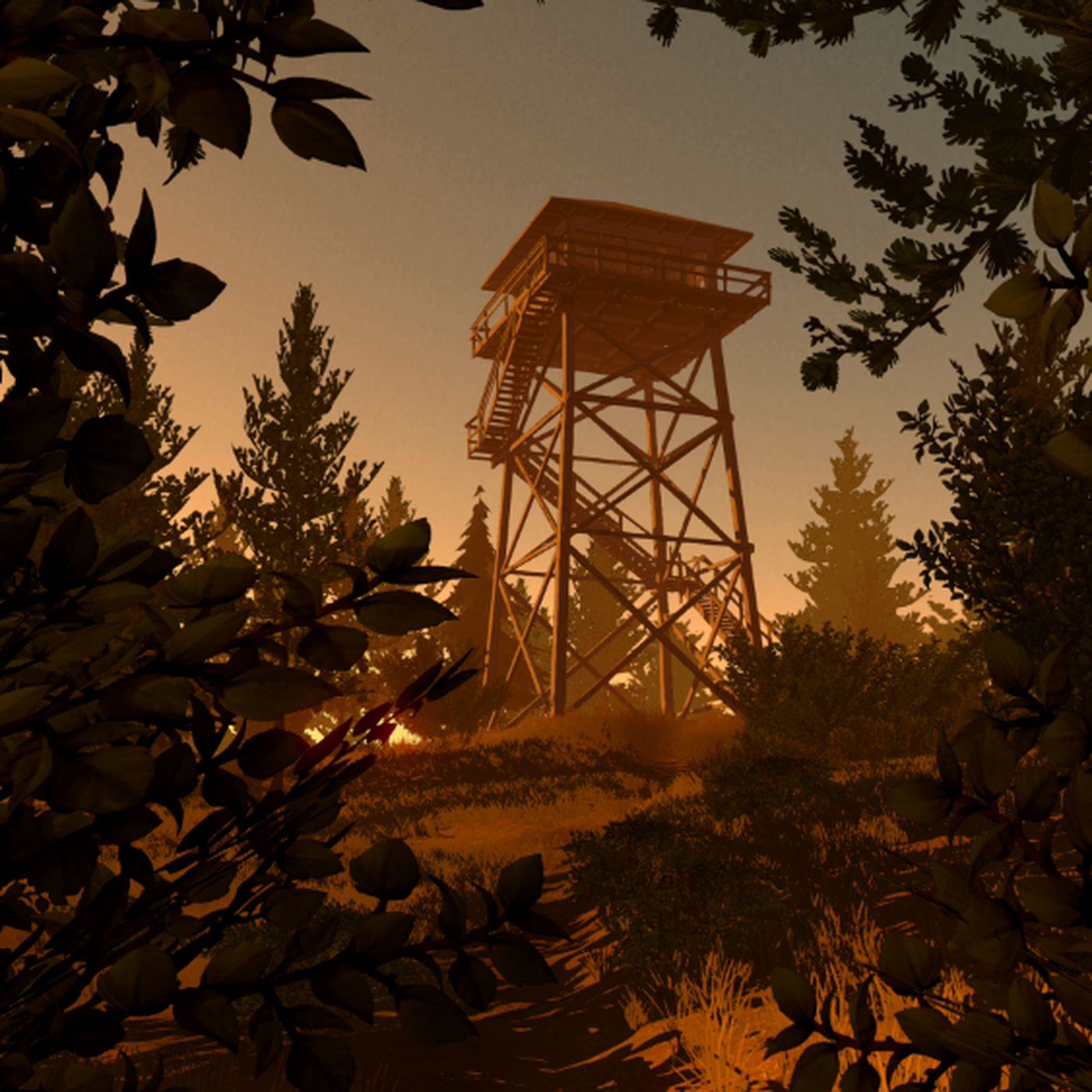 Firewatch inspired a fan to become youngest fire tower historian ...