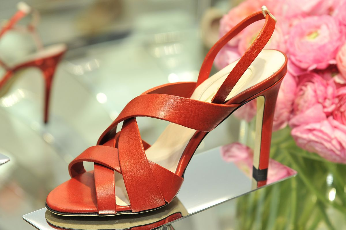 Nordstrom's SJP shoe collection. Image via Getty