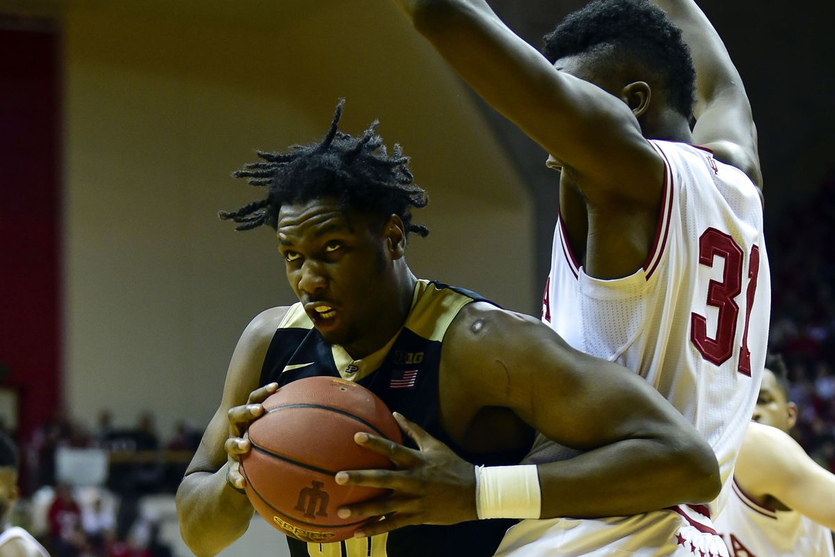Swanigan headed to NBA, but Edwards returning to Purdue