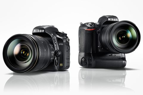 Nikon's D750 is a pro-level DSLR with a practical side - The