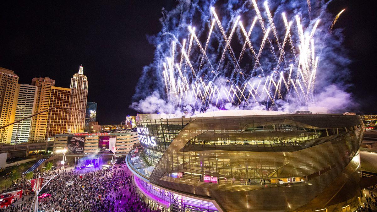 Las Vegas T Mobile Arena Mgm Resorts