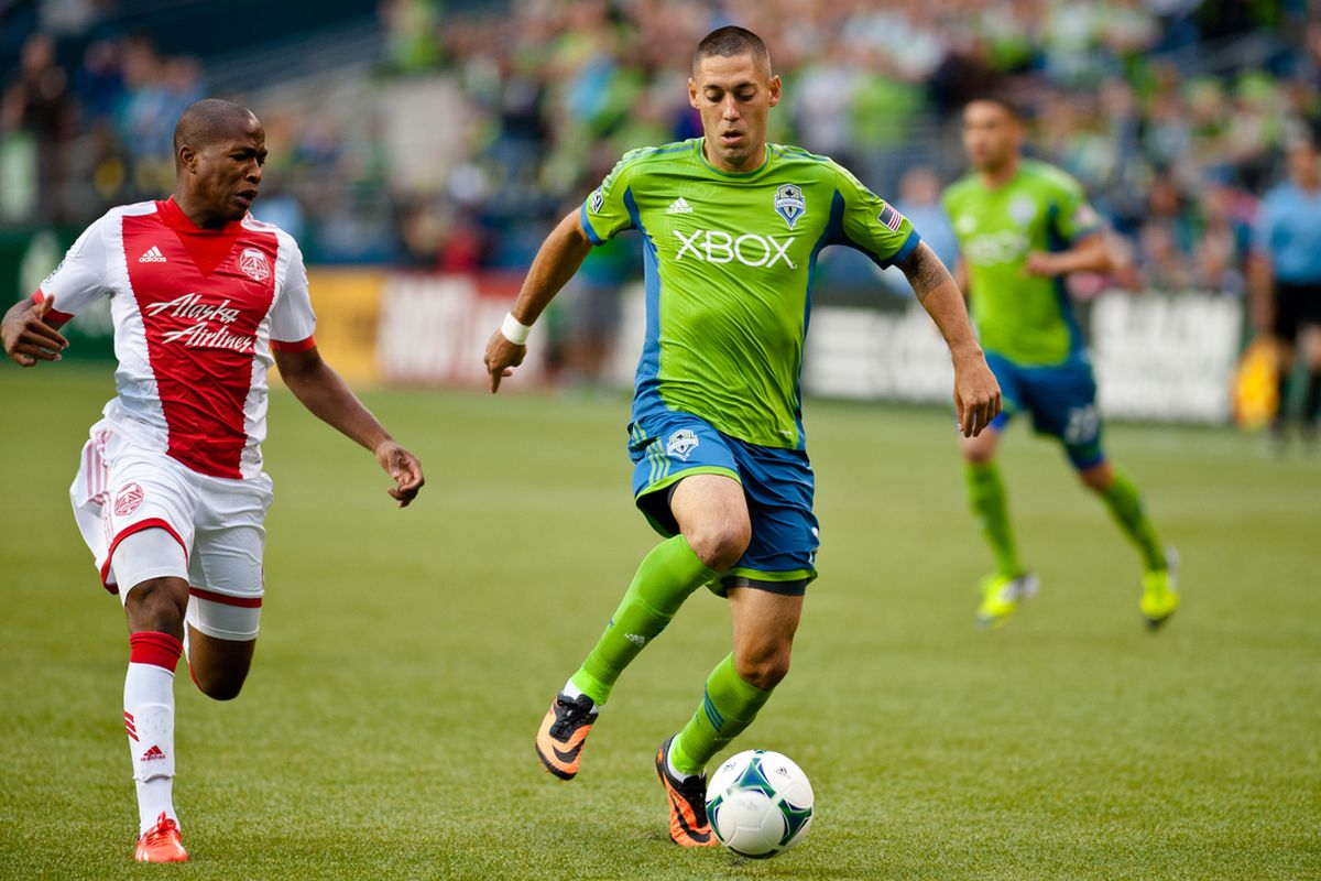 Sounders FC vs Timbers FC Photo Gallery