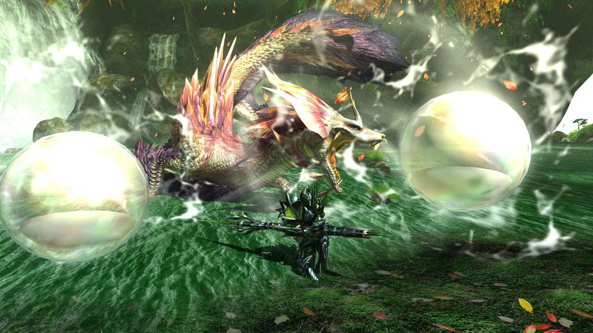 The Monster Hunter Generations Ultimate